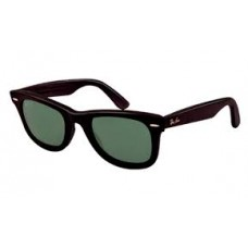 Ray Ban RB2140QM Wafarer Leather Polarized