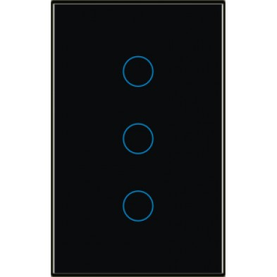 3 Button Touch 2 Way Light Switch