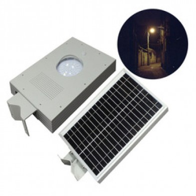 Solar Yard LED Light