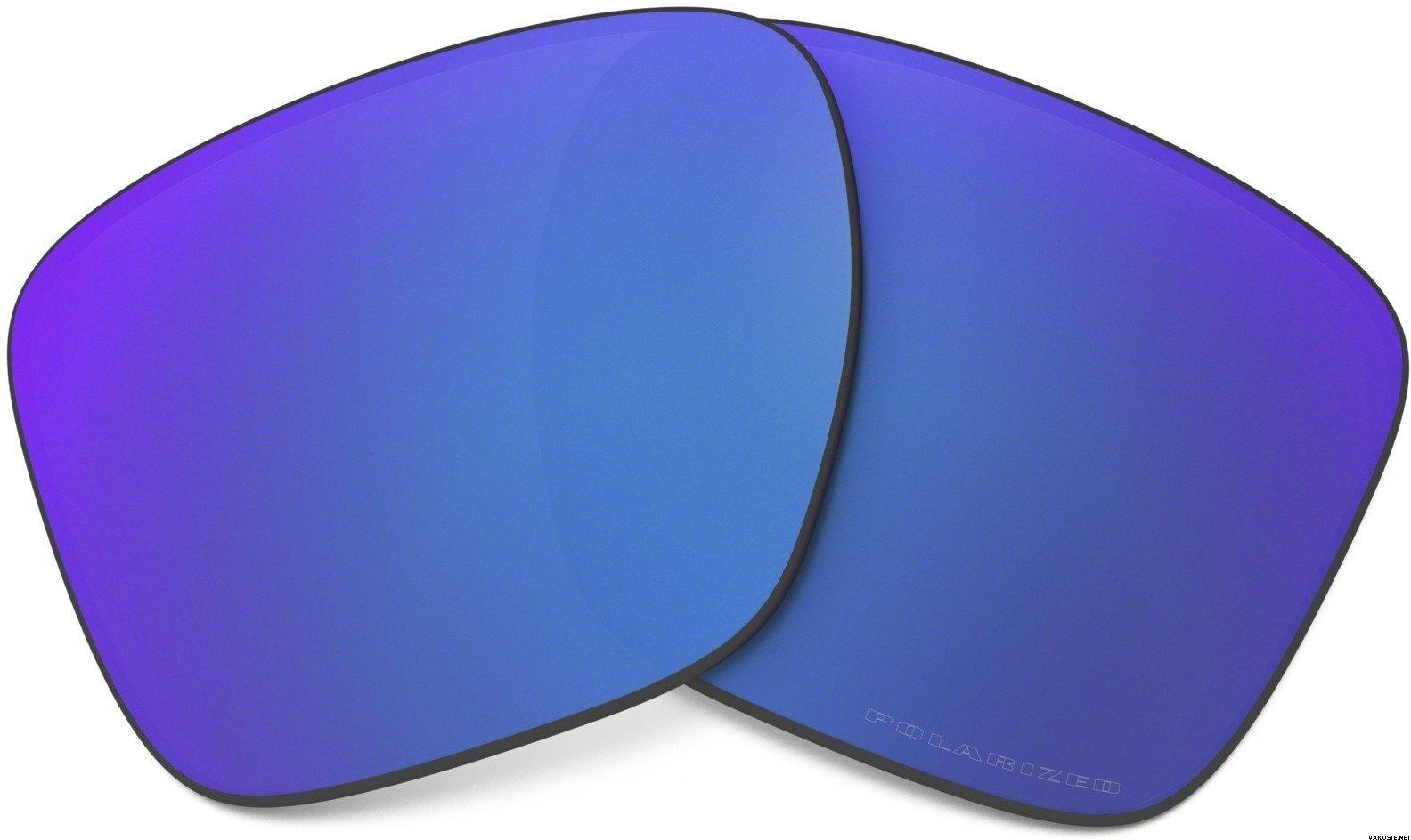 fe204d51037 Oakley Sliver XL Sapphire Iridium Polarized