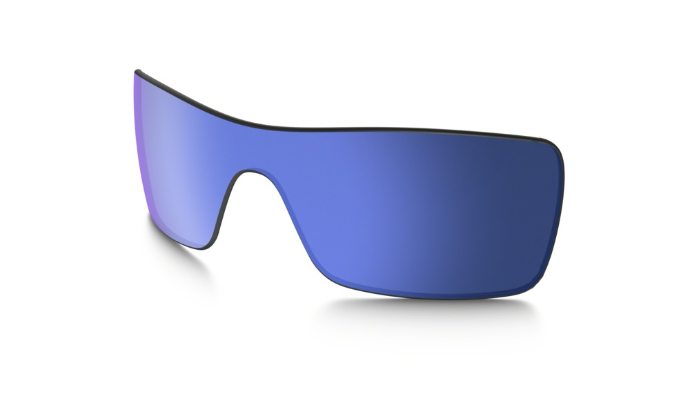 order oakley lenses see9  Oakley Batwolf Ice Iridium Polarized