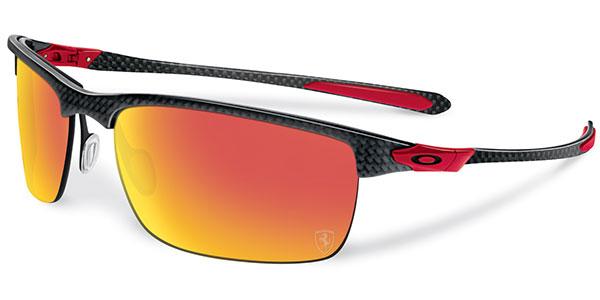 oakley eyewear qboy  Oakley Carbon Blade Ferrari Polarized